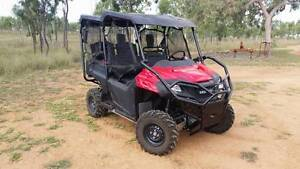 2015 Honda Pioneer 700 4 Seat ATV Townsville Townsville City Preview