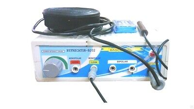Electrocautery Byfricator With All Standard Accessories
