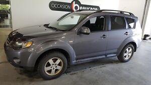 2009 Mitsubishi Outlander LS V6 + AWD + HITCH