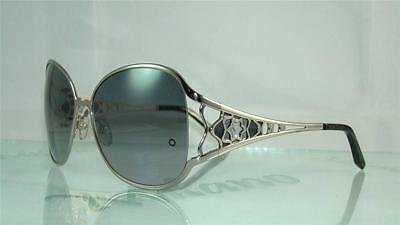 CLEARANCE PRICE... BRAND NEW MONT BLANC MB 317 14B GUNMETAL SUNGLASSES SIZE 60