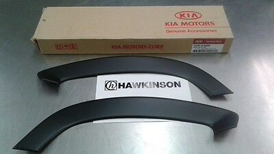 New Oem 2010 2011 Kia Soul Headlamp Accents   2 Pc Kit