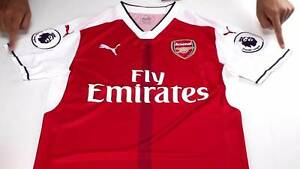 ARSENAL 2016/17 HOME JERSEYS BRAND NEW W/ TAGS ALL SIZES Melbourne Region Preview