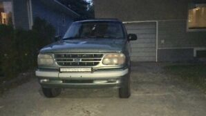 1995 Ford Explorer Limited