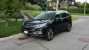 Amazing Lease Takeover Opportunity - 2016 Honda CRV Touring