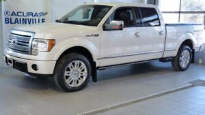Ford F-150 Cab SuperCrew 4RM ** PLATINUM **