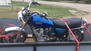 1979 Yamaha 750 Special Parts Wanted