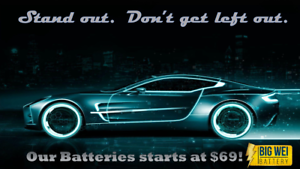 High Quality Car Batteries at Very Cheap Prices! Slacks Creek Logan Area Preview