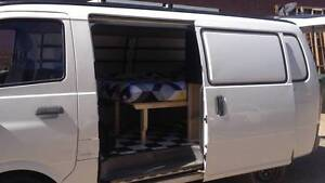 TRANSFORMED CAMPERVAN WITH SOLAR PANNELS. FOR SALE IN MID JULY! Darwin CBD Darwin City Preview