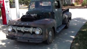 51-52 ford truck wanted