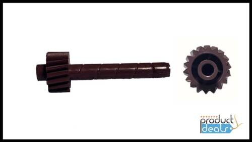 """3987918 SPEEDOMETER DRIVE GEAR, BROWN  """"A"""", TOOTH QTY 18, GM AT TRANSMISSION"""