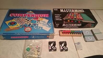 Various board games and playing cards Leeming Melville Area Preview