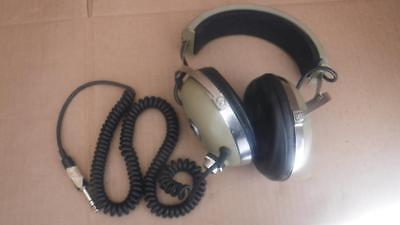 Vintage 1970s KOSS PRO 4AA Stereo Over the Ear Headphones ^