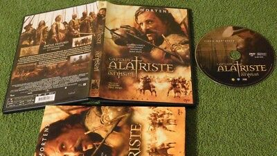Alatriste (2006) - Thai R0 PAL DVD, Used, Good Condition - Viggo Mortensen