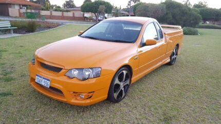 2006 FORD FALCON XR6 BF MK II AUTO SEQ SPORTSHIFT