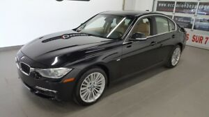2012 BMW 3 Series 328i, navigation, toit ouvrant, cuir VERY GOOD