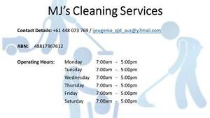MJ's Cleaning Services Mackay Mackay City Preview