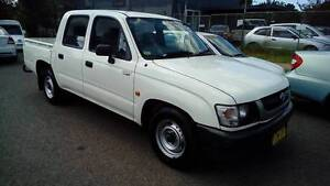 2002 TOYOTA HILUX RZN149R DUAL CAB UTE Yagoona Bankstown Area Preview