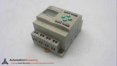 Zen-10c1dr-d-v2 Programmable Relay New 273424