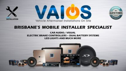 Vehicle Aftermarket Installations On Site
