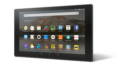 Amazon Fire HD 10. Foto: Amazon