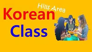 Asian Language (Korean/ Japanese) Class in Hills/Dural Dural Hornsby Area Preview