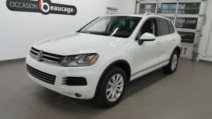 2014 Volkswagen Touareg Tdi, Highline, navigation, hitch NO DAMA
