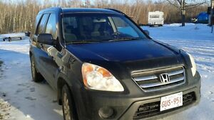 2005 Honda CR-V Hatchback