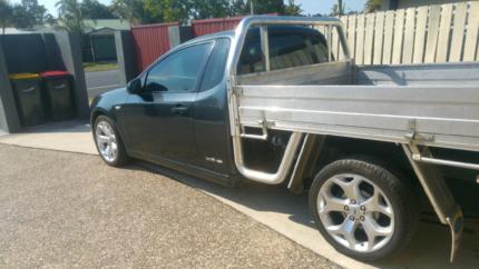 2008  Ford XR6 ute