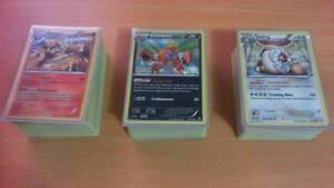 100 stack Pokemon cards Rosetta Glenorchy Area Preview