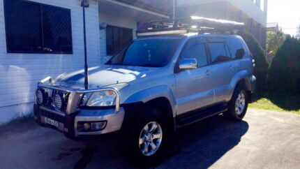 2006 Toyota prado GXL 4x4 intercooler  turbo diesel