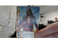 x3 A Game of Thrones LCG 2.0 The Red Viper Alternate Art Promo Cards