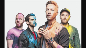 4 Tickets to Coldplay: A Head Full of Dreams Tour - August 21