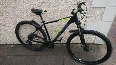 Cube Aim Pro MTB,Black/Flash yellow, Just serviced, Free delivery in Cumbria!