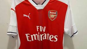 ARSENAL 2016/17 HOME JERSEYS BRAND NEW W/ TAGS ALL SIZES Melbourne CBD Melbourne City Preview