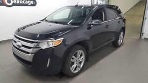 2012 Ford Edge Limited AWD, cuir, toit ouvrant, hitch CLEARANCE