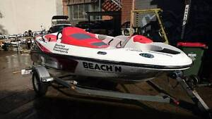 2007 SEA-DOO 150 SPEEDSTER - WITH TRAILER, BRAND NEW ENGINE Balgowlah Manly Area Preview