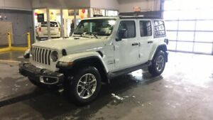 Jeep Wrangler SAHARA UNLIMITED | 2.0 L TURBO+4X4+NAV+DEL+TEMPS F