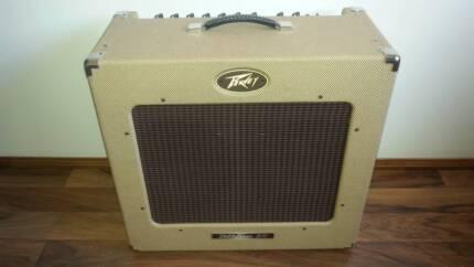 Peavey Delta Blues 2 by 10 TUBE amp; NEAR NEW & Speaker Upgrades