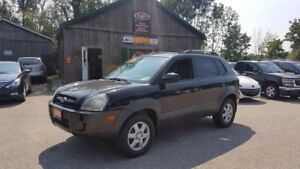 2005 Hyundai Tucson GL Fwd, V6, GREAT KMS, CERTIFIED