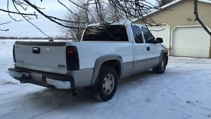 2000 GMC Sierra for trade