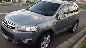 SWAP & 2011 Holden Captiva 7 LX CG Series II Auto AWD  $15,900 Blacktown Blacktown Area Preview
