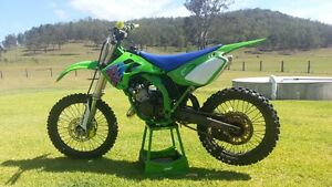 KAWASAKI KX125 2005 Caboolture Caboolture Area Preview