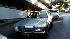 1979 Holden Kingswood Sedan Artarmon Willoughby Area Preview