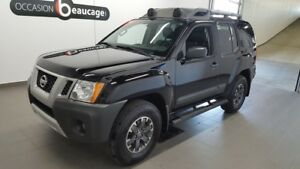 2015 Nissan Xterra PRO4X, navigation, cuir NO DAMAGE REPORT, ONE