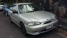 1998 Hyundai Excel Hatchback - Registration and RWC incl! Cairns Cairns City Preview