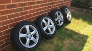 Subaru rims (16 inch) Oak Park Moreland Area Preview