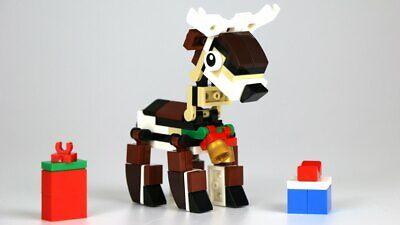 2 x LEGO 30474 Reindeer Christmas Holiday Creator 2016 Seasonal Polybag New