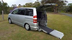 2003 Toyota Noah / Voxy Welcab Wheelchair Sloper Vehicle Brisbane City Brisbane North West Preview