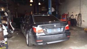 Well maintained 2010 BMW 528xi