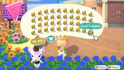 Animal Crossing New Horizons 💰12 MILLION BELLS 💰 FAST DELIVERY- ONLINE NOW